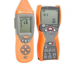 Smal hand held reciver and transmitter TDR-720 LKZ-720