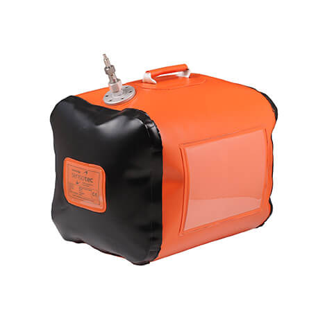 SF6 Gas Recovery Bag