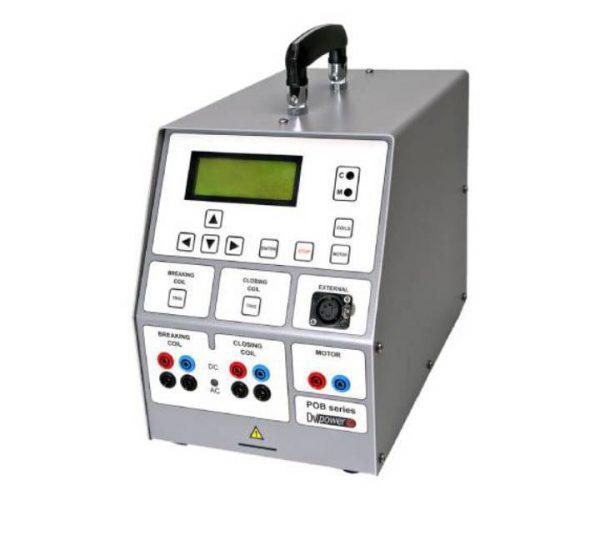 POB series Circuit Breaker Tester