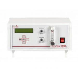 rapidox-3100 dual triple gas analyzer