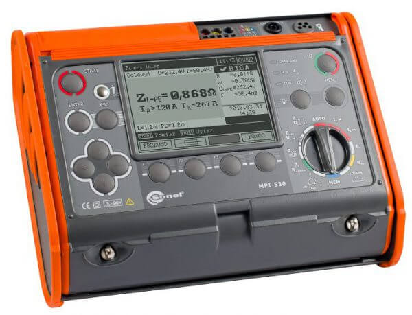 MPI-520 MPI520s Multifunction Electrical Meter