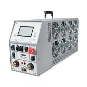 BLU-v battery discharge tester