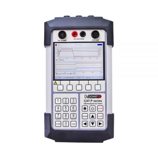 CAT handheld series circuit breaker analyzer