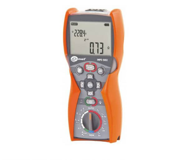 MPI-502 Multifunction Electrical Meter