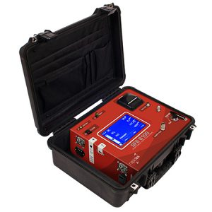 SF6 6100 Portable gas analyser