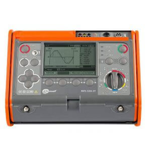 MPI-530 MPI-525 multifunction electrical instrument