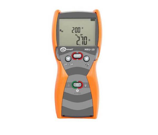 grounding resistance measurement device
